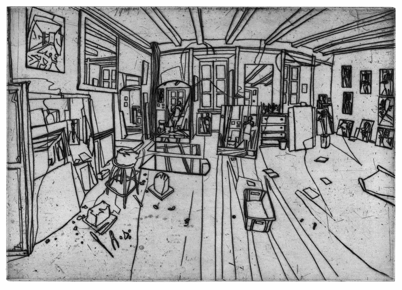 Atelier à Conleau