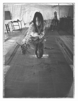 Reflet-portrait