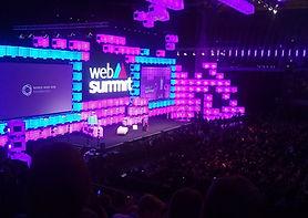 Abertura Web Summit - Tim Berners - Lee