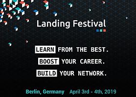 Landing Festival Berlin 2019 (c) Landing