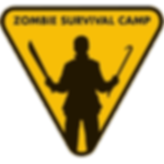 Zomie Survival Camp Logo