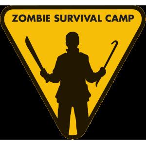 Zomie Survival Camp Logo