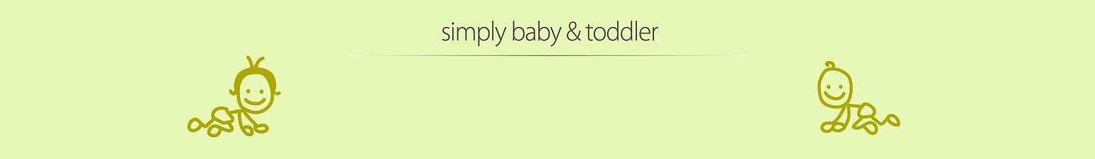 Baby & Toddler header