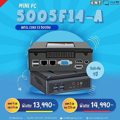 Mini PC5005F14-A I3 GEN5 RAM8GB SSD256GB Wifi