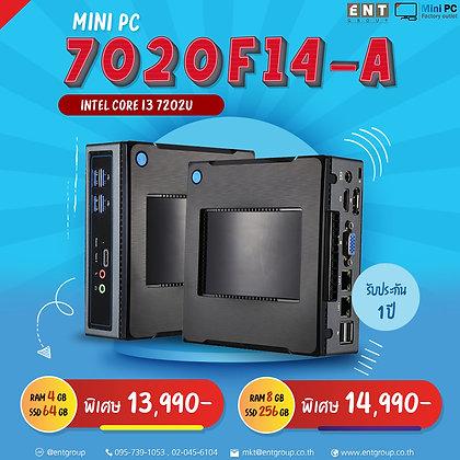 Mini PC7020F14-A I3 GEN5 RAM4GB SSD64GB Wifi