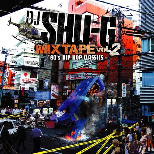 MIXTAPE vol.2 / Download ($10.00)