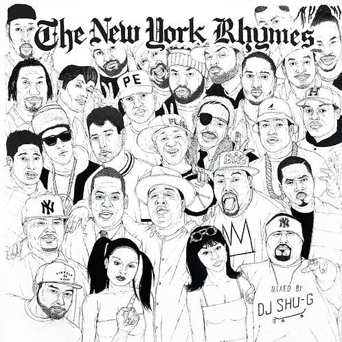 "KINFOLK x Justin Hager x DJ SHU-G ""The New York Rhymes"""