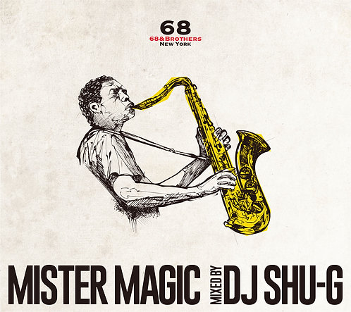 Mister Magic / mix CD ($16.00)