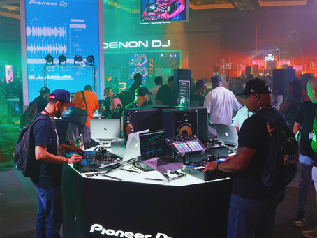 DJ EXPO 2019 in Atlantic City
