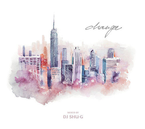 Change / mix CD ($16)