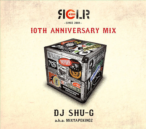 Regular 10th Annivesary Mix / Download ($10.00)