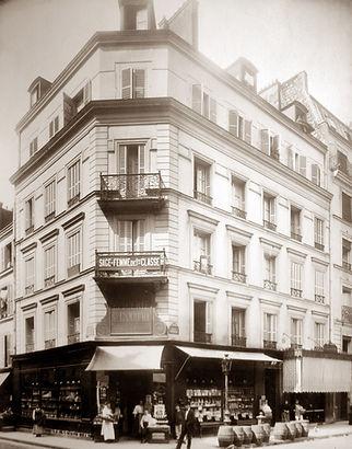 Rue de Vaugirard 282 angle Gerbert sud.j
