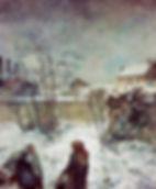 Rue-Carcel-im-Winter-Paul-Gauguin 1883.j