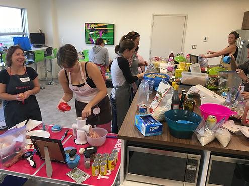 Freezer Meal Workshops sasktoon