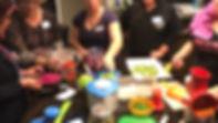 Cooking parties saskatoon