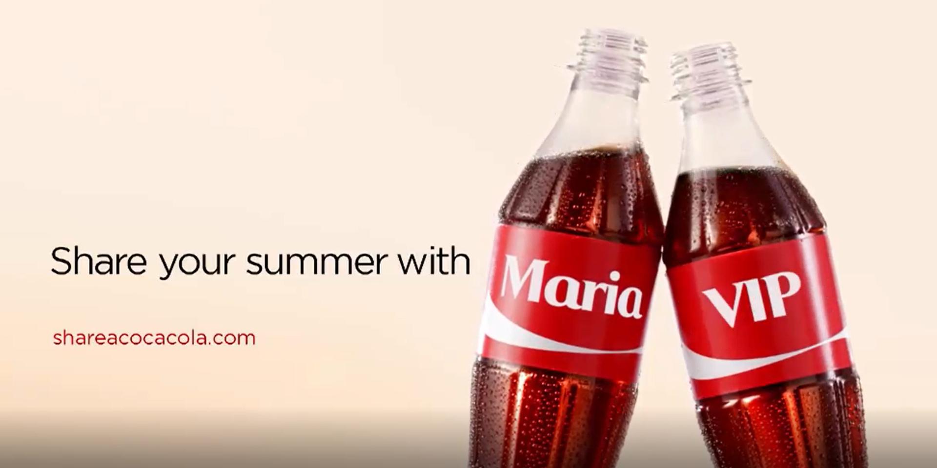 Share a Coke - The Ultimate Customer Story