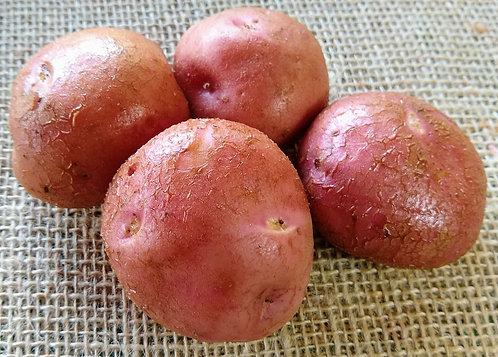Batata Inglesa roxa orgânica (500g)