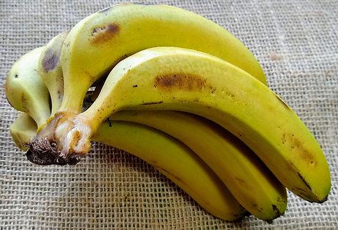 Banana caturra orgânica (500g)