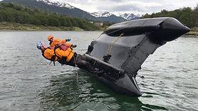 zodiac, small boat, training, zodiac driving, zodiac driver, polar guide training, polar bear, zodiac, risk management, situational awareness