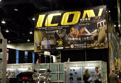 CRITICAL MASS ICON BOOTH CES 30