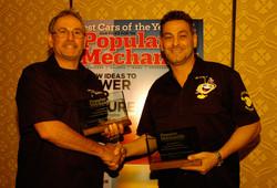POPULAR MECHANICS Critical Mass ICON best award