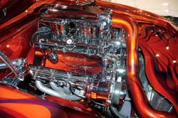 ENGINE SHOW CAR 1 SEMA