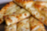 Cheesey bread sticks