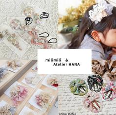 milimili & Atelier HANA