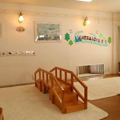 ①0歳児保育室.JPG