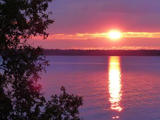 Ikimuistoinen Inarijärvi