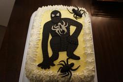 Musta Spider