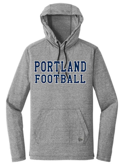 Portland Football New Era Lightweight Hoody