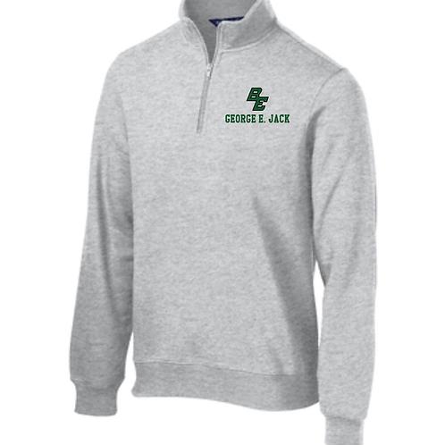 George E Jack Quarter-Zip Sweatshirt