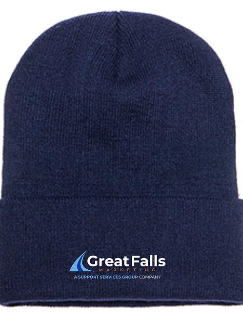 Great Falls Marketing Cuff Beanie