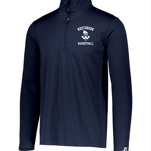 Westbrook Basketball Quarter Zip Pullover