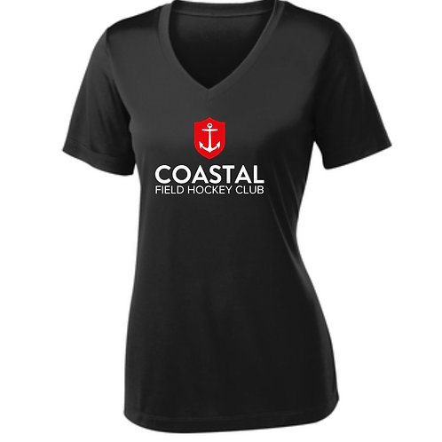 Coastal FH Ladies Posicharge Tee