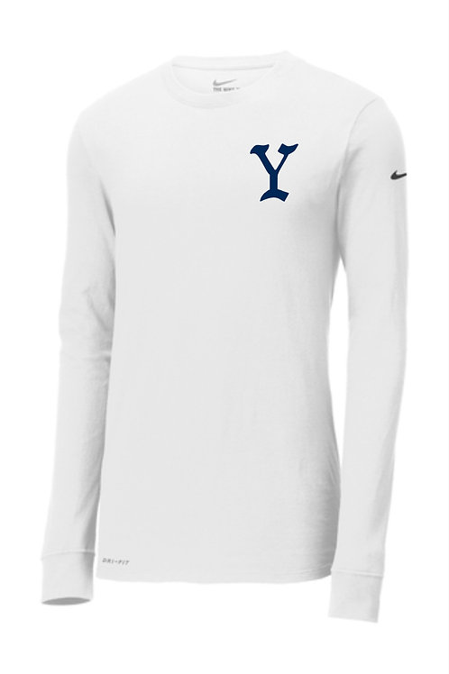 Nike Long Sleeve Dri-fit T-shirt