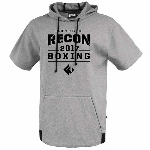Recon Fitness Boxing Short Sleeve Hoody