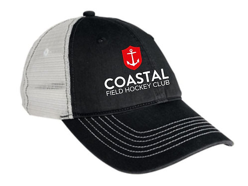 Coastal FH Mesh Back Cap