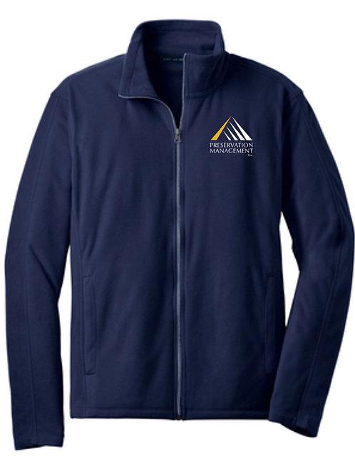 Preservation Management Fleece Jacket
