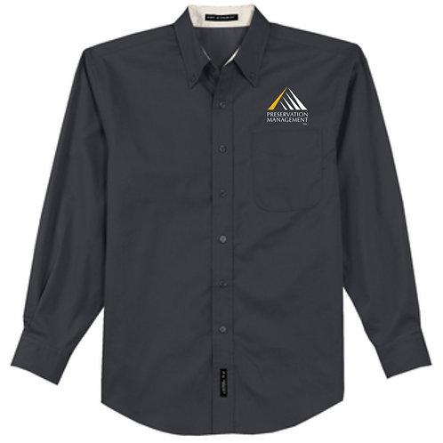 Preservation Management Men's Dress Shirt