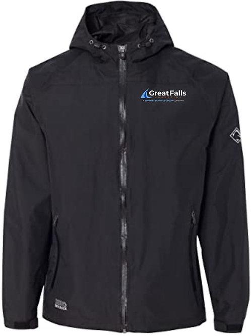 Great Falls Marketing Men's Waterproof Jacket