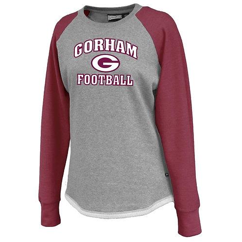Gorham Football Women's Crewneck