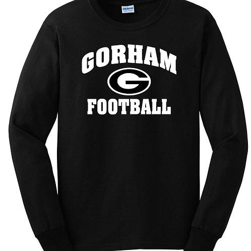 Gorham Football Youth Long Sleeve T-Shirt