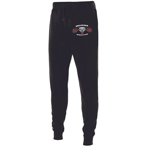 Wolfpack Wrestling Cotton Joggers