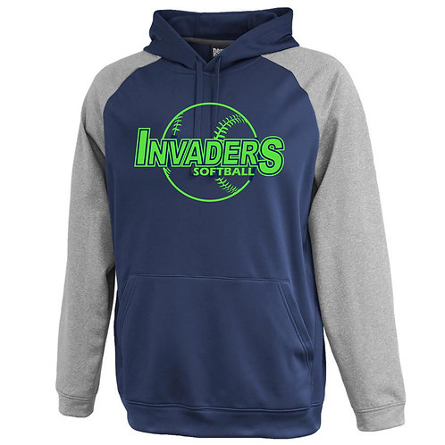 Invaders Softball Intercept Hoody