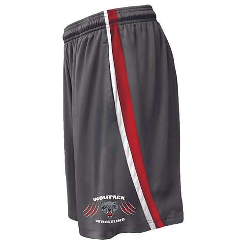 Wolfpack Wrestling Torque Shorts