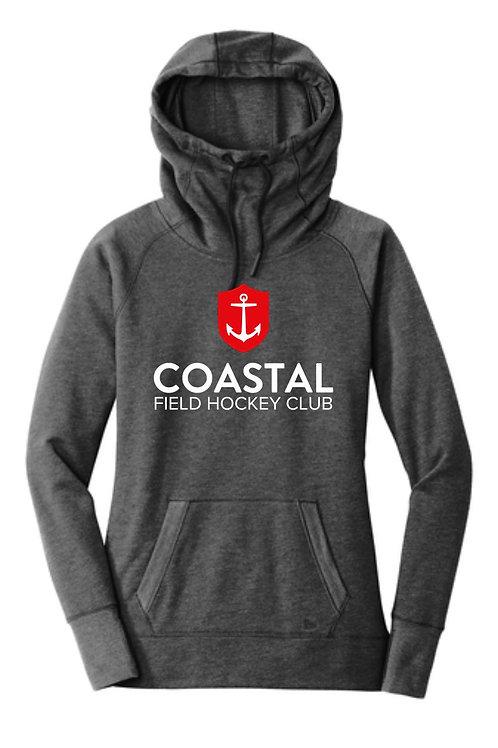Coastal FH Ladies Tri-Blend Hoody