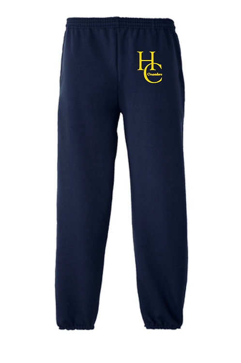 Holy Cross Pocketed Sweatpants