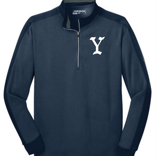Yarmouth Nike Dri-fit Quarter Zip